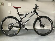 Santa Cruz Blur XC Carbon Shimano XT Mountain Bike - 27.5 Medium - 25.5 lbs