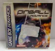 Console Gioco NINTENDO GB Game Boy GameBoy Advance PINBALL - Digital - Flipper -