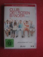 DVD CLUB DER ROTEN BÄNDER Staffel 1 guter Zustand