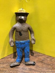 vintage smoky the bear action figure