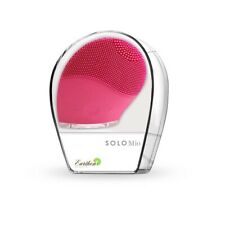 SOLO MIO Exfoliators Sonic Facial Brush Cleanser & Massager Beauty  NEW