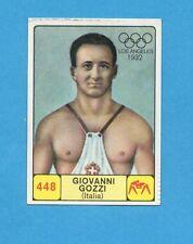 CAMPIONI dello SPORT 1968-69-Figurina n.448- GOZZI - ITALIA -NEW