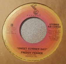 Freddy Fender ‎– Walking Piece Of Heaven / Sweet Summer Day  (VG+)