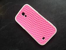 Samsung S4 Case Rubber Pink