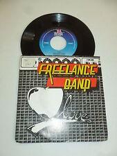 """FREELANCE BAND - Love - 1985 Dutch 7"""" Juke Box Vinyl Single"""