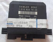 Mercedes W210 S210 E Klasse Türsteuergerät rechts 2108207626 Tür