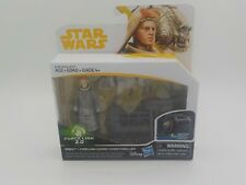 STAR WARS FORCE LINK 2.0 Rebolt & Corellian Hound Figures w/ Cage Accessory NEW