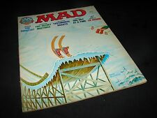 190 Apri 1977 MAD Magazine VERY GOOD Snow Skier Ski Jump Ramp Jack Rickard Cover