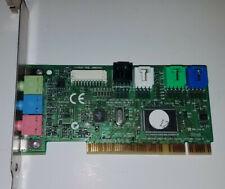 Creative Labs Sound Blaster CT5807 PCI Internal Sound Card 03196W