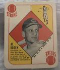 1951 Topps Red Backs Baseball Cards 46