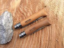 Lot 2 couteaux /Knife Opinel N°7 + N°8 (Bois de hêtre/Beech wood)