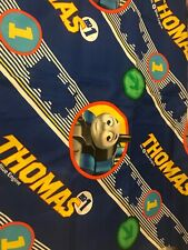 """Thomas the Tank Blue Engine 1 Single Duvet and Pillow Case """"Reversible"""" New"""