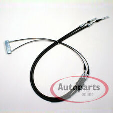 Opel Omega B - 2 Piezas Cable de Freno Mano Para Trasero Eje