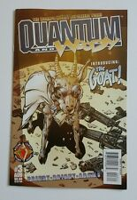 QUANTUM AND WOODY #3 TV Show 1st GOAT Acclaim Valiant High Grade
