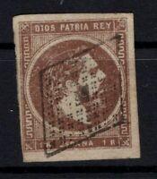 P126914/ SPAIN – CARLISTES - Y&T # 3 USED – CV 85 $