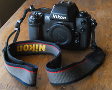 Nikon F100 SLR Pro Film Camera Body Fully working condition and EXC+ condition
