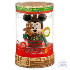 Disney Vinylmation Jingle Smells 2 Series Mickey Mouse Christmas Gingerbread NIB