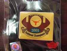 LOT of 25 PINS 2005 National Champs Football Pin - University of Texas