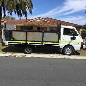mazda bongo small truck 3 tonne