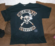 NWT unisex walking dead survivor t shirt size L