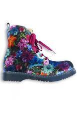 -40% Zecchino d'Oro samtige Blumen Boots Gr. 39~naturgegerbt~NP 159,90€~BRANDNEW