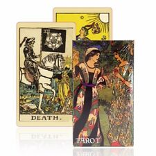 Smith-Waite Rider Tarot Deck Vintage Original Card 78pcs Cards Set Sealed New