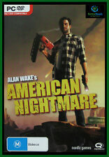 Alan Wake's American Nightmare PC Game *** Brand New & AUS Stock ***