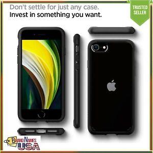 Spigen iPhone 7/8/SE 2020 Phone Case Protective Cover Case Ultra Hybrid 2