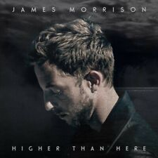 JAMES MORRISON Higher Than Here – UK Numbered PROMO CD Album 2015 * MINT *