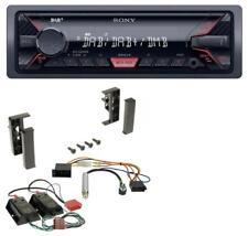 Sony 1DIN DAB AUX USB MP3 Autoradio für Audi A2 A3 8L A6 C5 A4 B5 Bose Aktivsyst