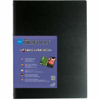 Itoya Art Profolio Advantage 8x10 Inch Photo Display Book For 8x10 Photos