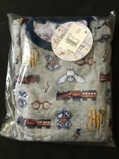 Harry Potter Pants And Shirt Pajama Set Small Women's New With Tags