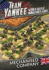 Team Yankee Mechanised Company By Battlefront TBBX10