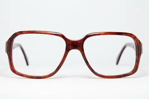ZEISS 4080-8100 Vintage Brille Eyeglasses Frame Bril Glasses Glasögon Nerd 80s
