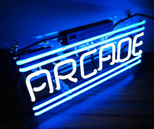 SS065 'Arcade' Video Game Show Decor Display Real Neon Light Sign 12x5