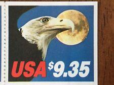 US 1909 EAGLE & MOON Express Mail single MNH