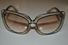 Bottega Veneta Vintage Womens Sunglasses w/ orig case BV S7/S RDM 02 5917 125