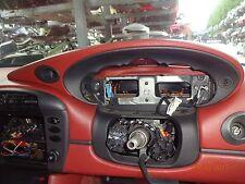 Porsche 996 Speedo Habitacle PORSCHE DASH capot supérieur 996 Speedo Cover V817MGH