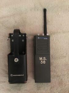 Motorola MT500 Radio Ghostbusters Cosplay Prop Walkie Talkie with Case