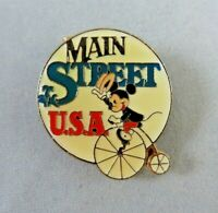 Disney Disneyland Pin - 30th Anniversary - Main Street USA - Mickey Mouse