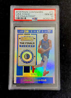 2019 Panini Contenders The Finals Ticket #73 LUKA DONCIC Card - #d/65 -  PSA 10