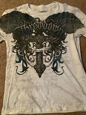 Throwdown MMA Shirt Size XL