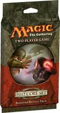 Magic 2012 / M12 Booster Battle Pack (ENGLISH) FACTORY SEALED NEW MAGIC ABUGames