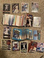 Fred McGriff 200-Card Lot, including (20) Rookie Rc! $125+ Book Value! Blue Jays