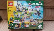 LIGHT COSMETIC WEAR: New Factory Sealed Lego 40346 LEGOLAND  Lego Land Exclusive