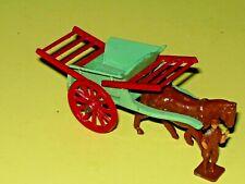 1954 Benbros No. 1 Diecast Farm Hay Cart