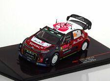 Hyundai i20 WRC Rally Portugal 2018 #16 D. sordo 1/43 Ixo