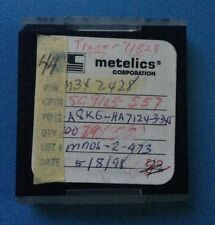 M3x2428 Metelics Capacitor Chip Rf Microwave Sc9103 557 44units