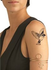 SHIP FROM NY - Temporary Tattoo - Bird