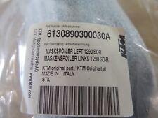 KTM 1290 Superduke R 2014-016 LH Mask Spoiler 6130890300030A (H-45)